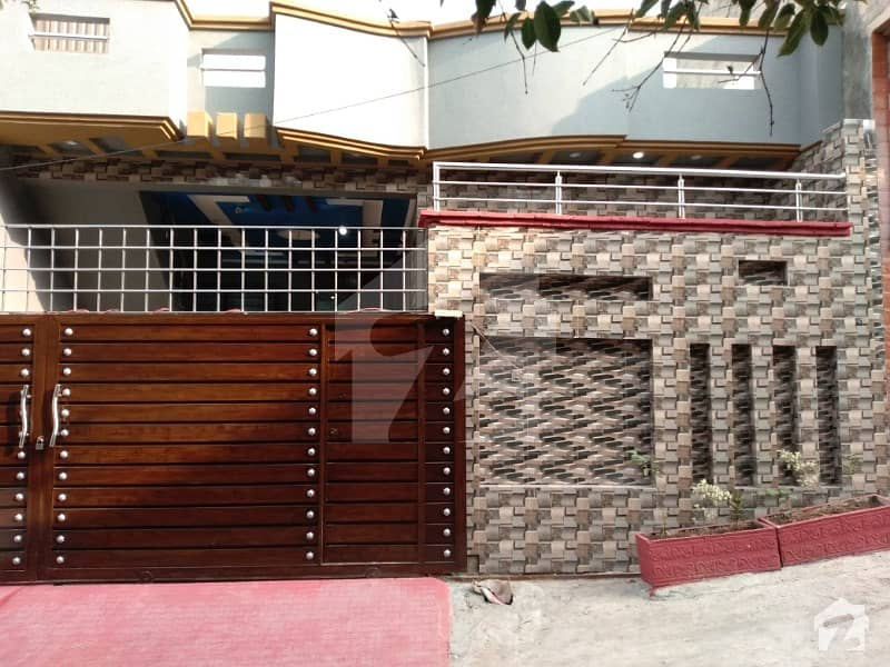 6 Marla House Is Available For Sale In Shalley Valley Rawalpindi