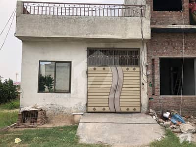 3 Marla Home For Sale On 40 Ft Road In Shoaib Block Sa Gardens