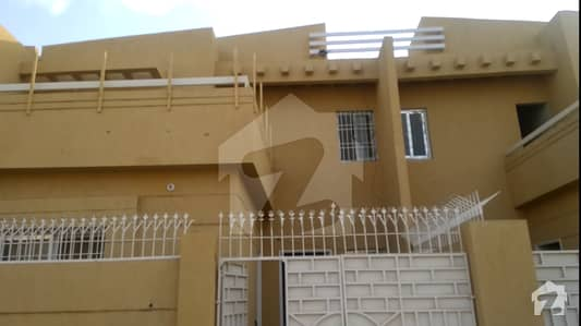 120 Sq Yards Brand New Single Storey Bungalow Is Available For Sale