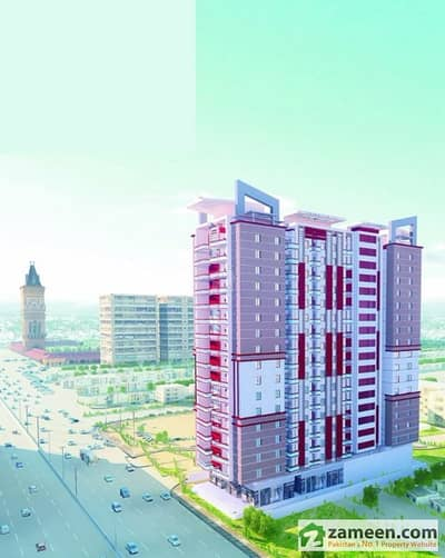 Apartments For Sale In Block 4 Burj-ul-ameen