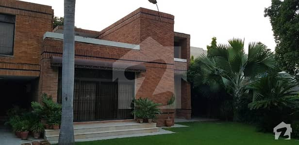 2 Kanal Bungalow For Sale In Nisar Colony Cantt