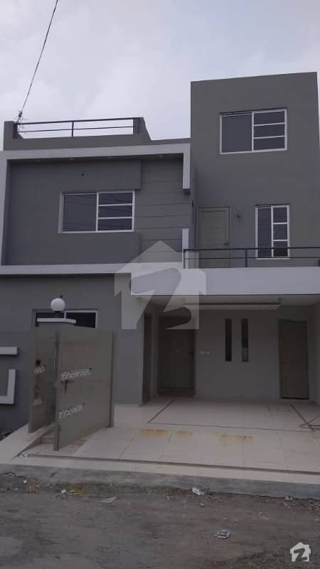 8 Marla Brand New House Is Available For Sale At Ideal Location