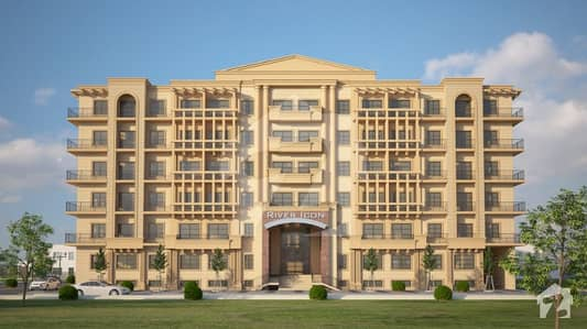 Luxury Apartment For Sale On Easy Installment In River Icon