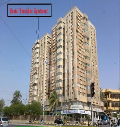 Luxury Furnished Apartment - 3 Bed Rooms - West Open