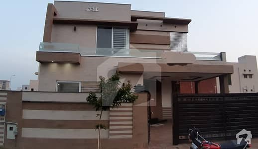 10 Marla Brand New House For Sale Near Park Market Mosque