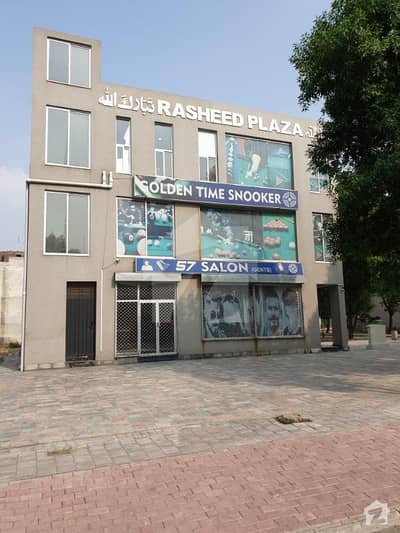 6 Marla Corner Plaza For Sale Vip Location In Bahria Town  Lahore
