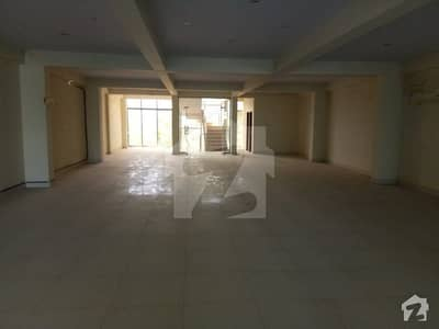 30X80 Brand New Plaza With Three Stories For Sell In G-8 I & T Centre