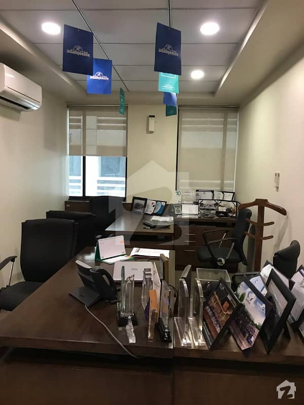 1200 Sq Ft Semi Furnished Office Space Is Available For Rent In Clifton