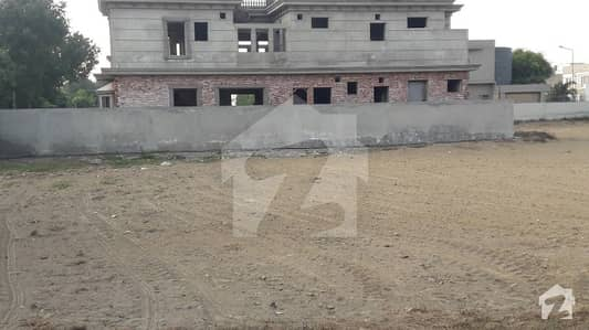 1 Kanal House No 203 block U Phase 7 Grey Structure For Sale In Prime Location Dha Lahore