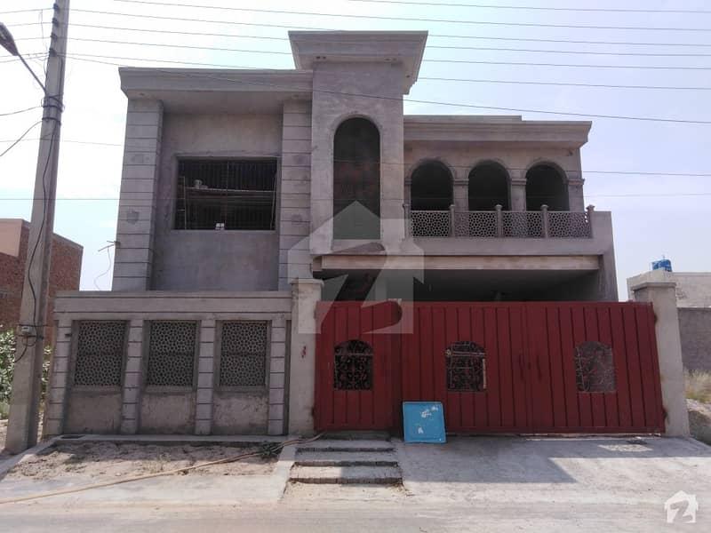 گورنمنٹ ایمپلائیز کوآپریٹو ہاؤسنگ سوسائٹی بہاولپور میں 5 کمروں کا 10 مرلہ مکان 1.4 کروڑ میں برائے فروخت۔