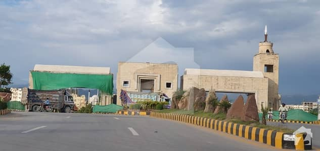 Plot For Sale In Sector C Bahria Enclave Islamabad