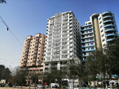 A Wellbuilt Zulakha Comfort 4 Bed Flat Is Up For Sale On Main Shaheed Millat Road