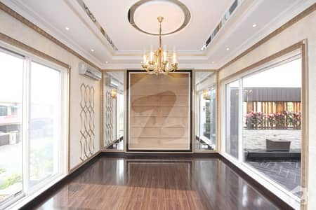 Kanal Brand New Super Luxury House For Sale In Dha Phase 8 In Very Good Location