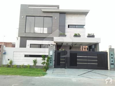 10 Marla Brand New Double Storey House For Sale In C Block Of DHA 11 Rahbar Phase 1 Lahore