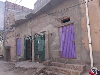محمدی کالونی سرگودھا میں 4 کمروں کا 5 مرلہ مکان 65 لاکھ میں برائے فروخت۔