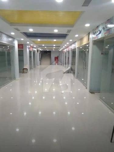 Shop Is Available For Sale In RJ Mobile Mall Rashid Minhas Road Gulistan-e-Jauhar