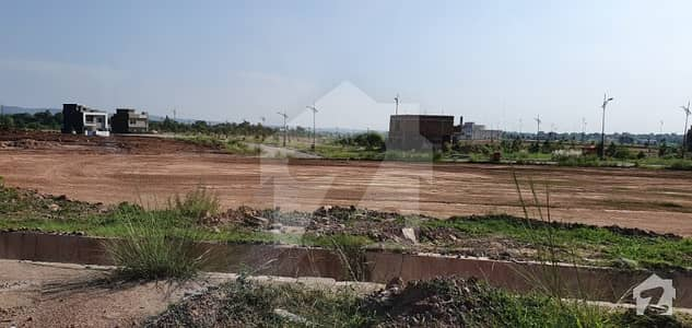 Plot For Sale In Sector I Bahria Enclave Islamabad