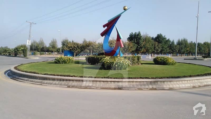 Cheapest 5 Marla Developed Plot In G Block Bahria Orchard Phase 2