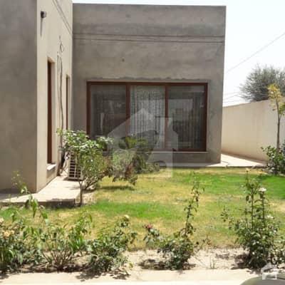 4 Kanal Farm House For Sale - Askari Bypass