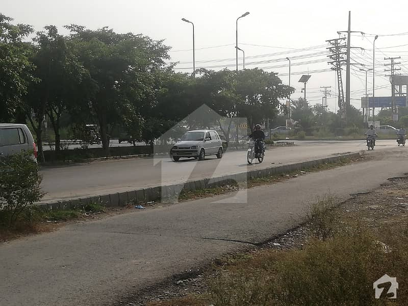 Residential Plot Available For Sale  Jubliee Town Lahore