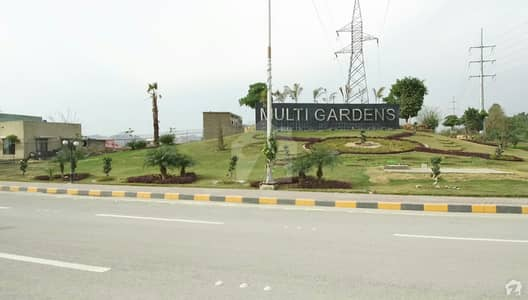 7 Marla Plot for sale in B17Islamabad