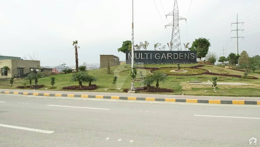 7 Marla Plot For Sale In B-17 Islamabad