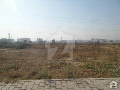 10 Marla Plot File For Sale In B-17 Islamabad