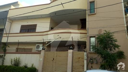 240 Yards Ground Plus Two Storey House Is Available For Sale