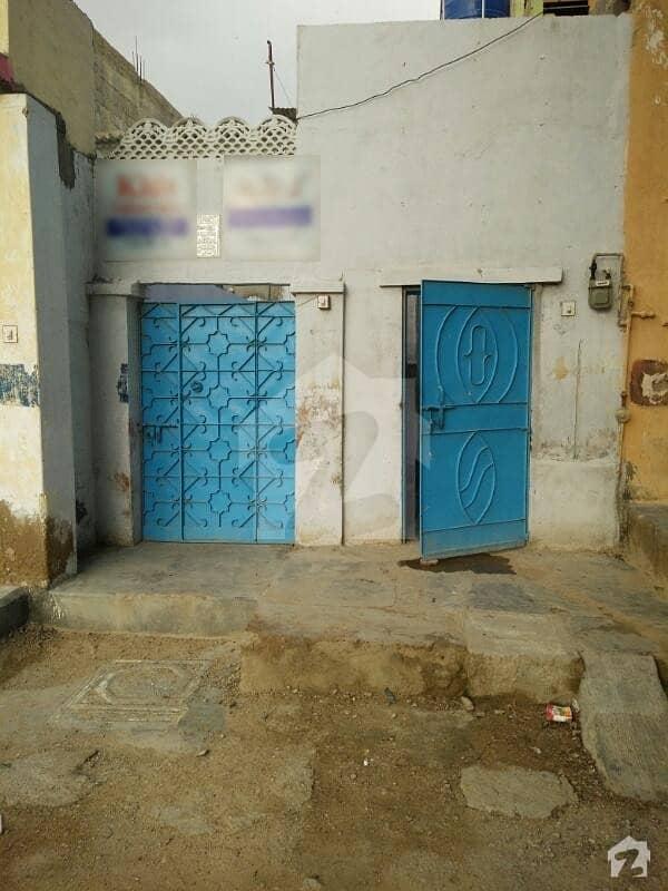 لانڈھی کراچی میں 4 کمروں کا 2 مرلہ مکان 58 لاکھ میں برائے فروخت۔