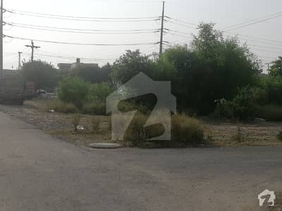 10 Marla Plot Available For Sale In Nargis Block Hot Location