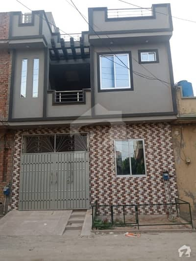 Brand New 5 Marla Double Storey House Available For Sale In Nishtar Colony
