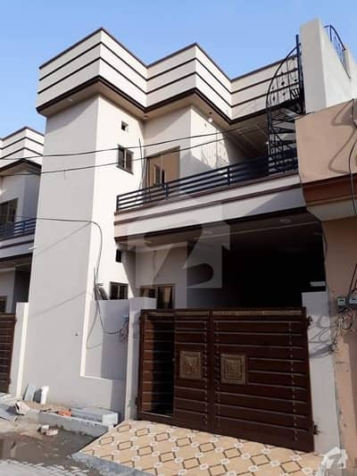 5 Marla Newly Constructed Modern House At Good Location In Azeem Colony, Sialkot.