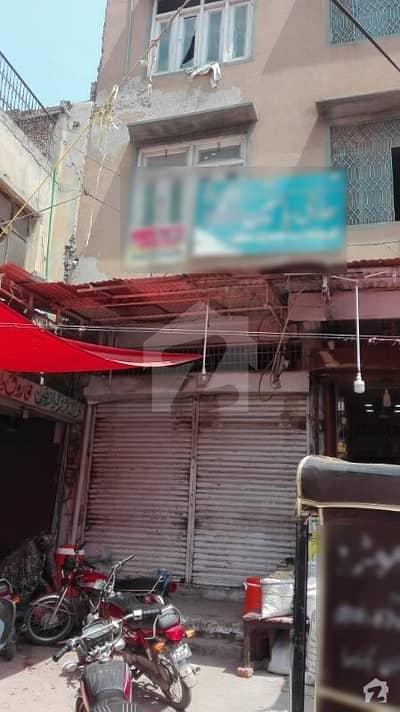 Shop For Sale At Main Urdu Bazar 2 Block Chowk