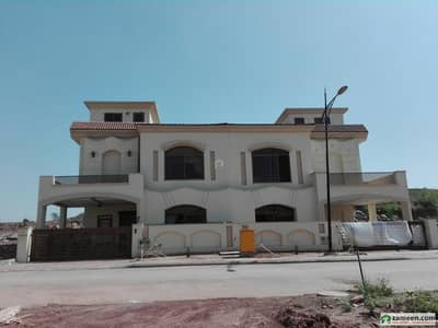 Best 10 Marla House For Sale In Bahria Enclave Islamabad The Executive Villas Project Model House Is Ready for Tour
