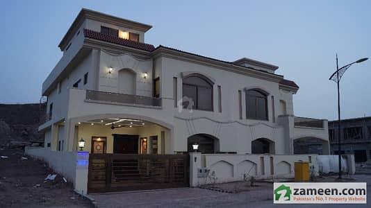 Executive Villas Number 1 10 Marla Villas For Sale And Installment In Bahria Enclave Islamabad