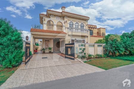 Spanish With Basement  Faisal Rasool Design 10 Marla Elegant House For Sale