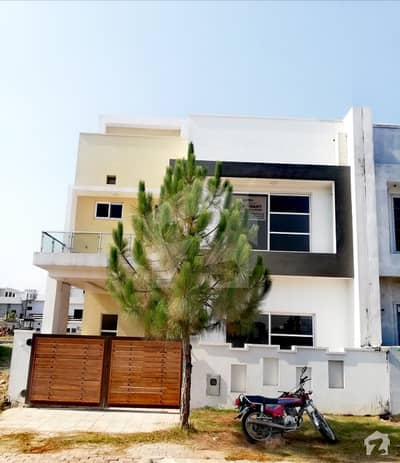 Bahria Enclave 5 Marla Brand New House Available for Sale