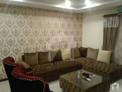 1 BED FURNISHED APPARTMENT FOR RENT IN BAHRIA HIGHTS PHASE 1