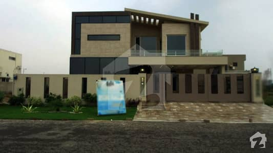1 Kanal Brand New House For Sale In L Block Of Dha Phase 6 Lahore