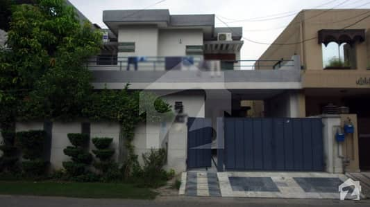 10 Marla House For Sale In C Bock Of Punjab Coop Housing Society Lahore