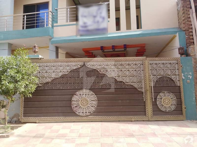10 Marla Triple Storey House For Sale