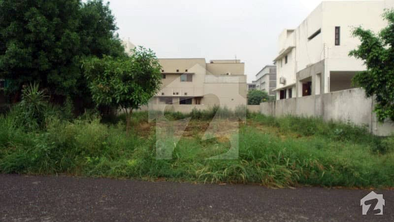 1 Kanal Plot  NO 22 L  For Sale In L Block Of Dha Phase 6 Lahore