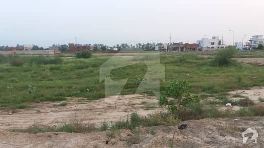 5 Marla Commercial Plot Good Location Fazaia phase 2