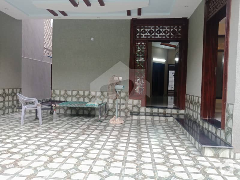 10 Marla Brand New House With 6 Bedrooms For Sale In Pia Society