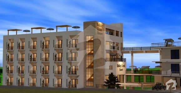 Apartment Is Available For Sale In Bhurban Continental Apartments