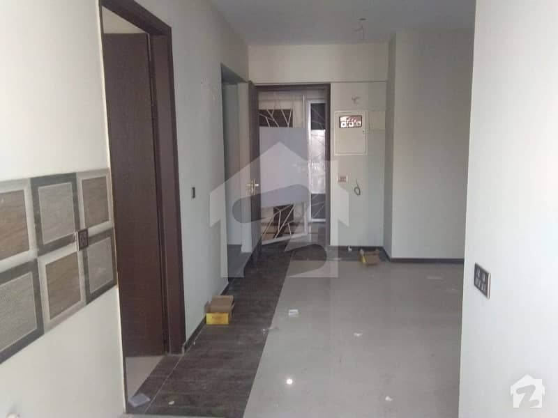 Clifton block 1 brand new project flat available for rent