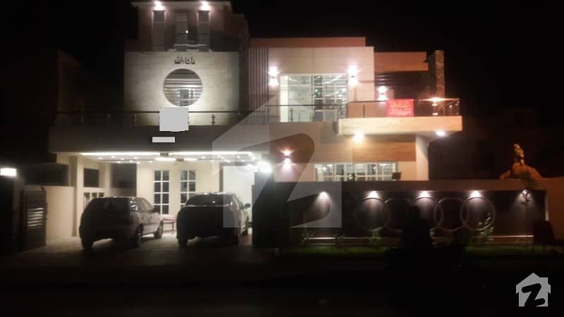 Bahria Town Rawalpindi Phase 4 One Kanal House For Sale