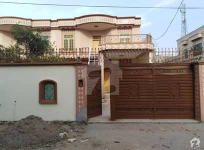 12 Marla Double Storey House For Rent In Shalimar Colony