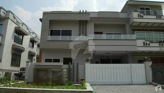Brand New 35x70 Corner House For Sale In G13 Islamabad