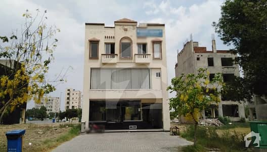 5 Marla Brand New Commercial Plaza For Sale In Iqbal Block Of Bahria Town Lahore
